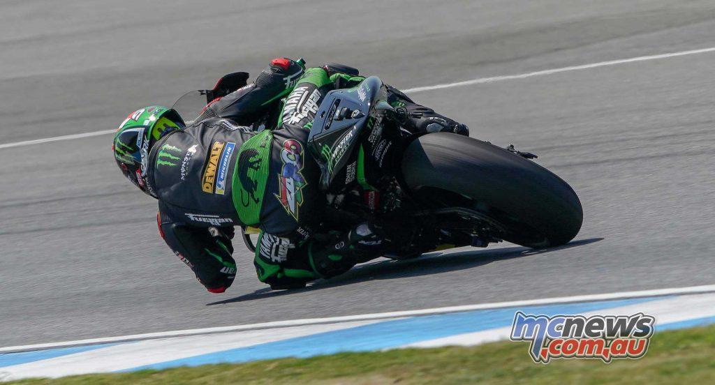 MotoGP Thailand QP Johann Zarco
