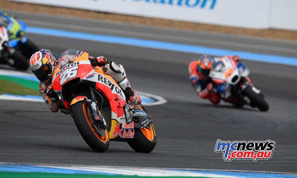 MotogGP Rnd Thailand Dani Pedrosa