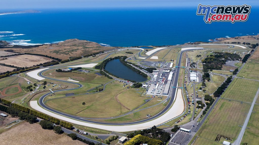 Phillip Island Grand Prix circuit host WorldSBK season opener