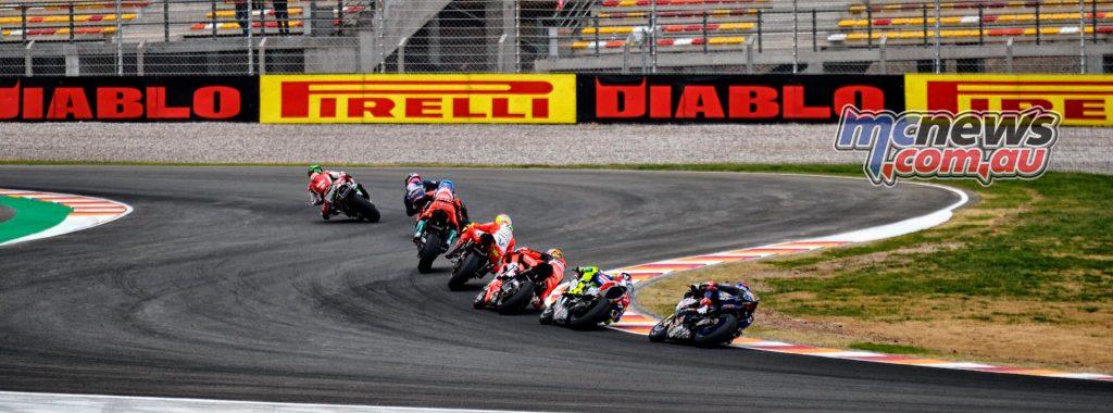 WSBK Argentina Race Start