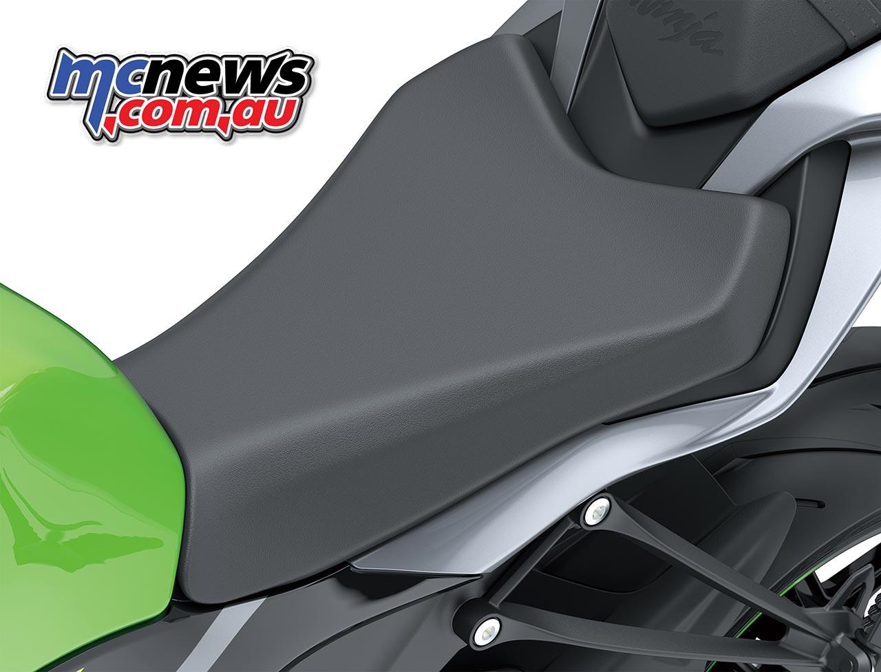 Kawasaki's 636cc ZX-6R gets fresh new look/tech for 2019