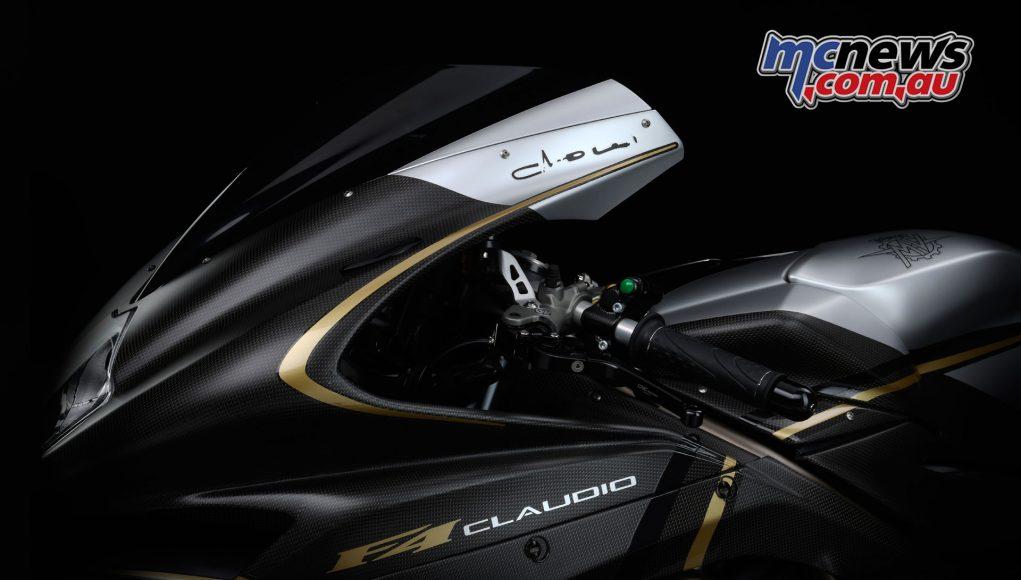 MV Agusta F Claudio