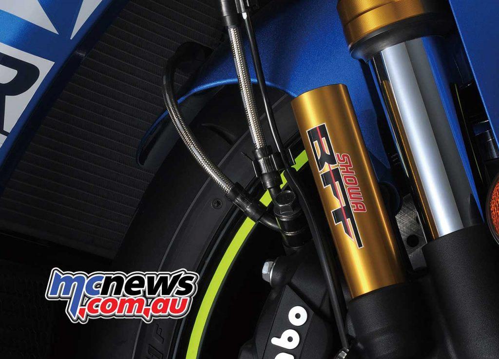 Suzuki GSX RR Brake Hose