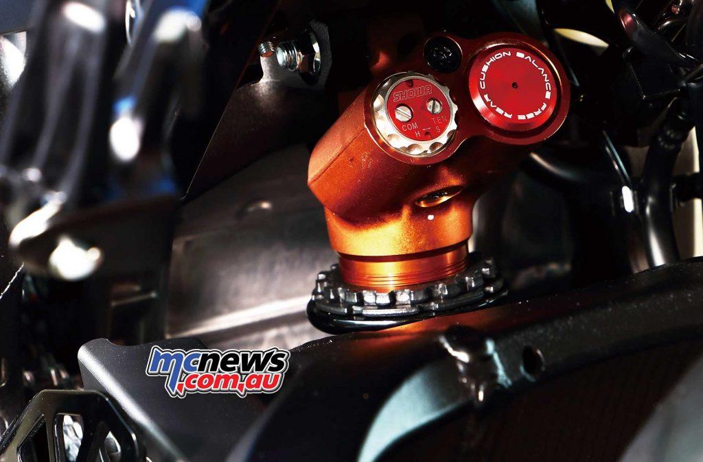 Suzuki GSX RR Shock