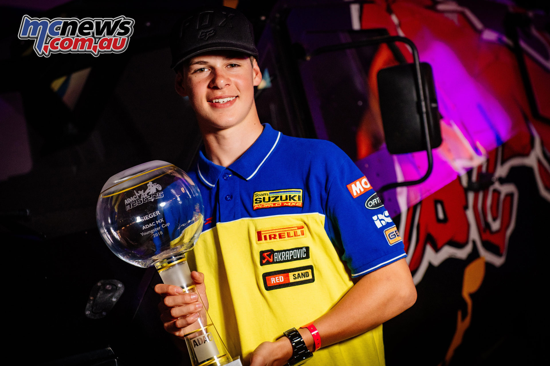 ADAC Youngsters Cup Jett Lawrence