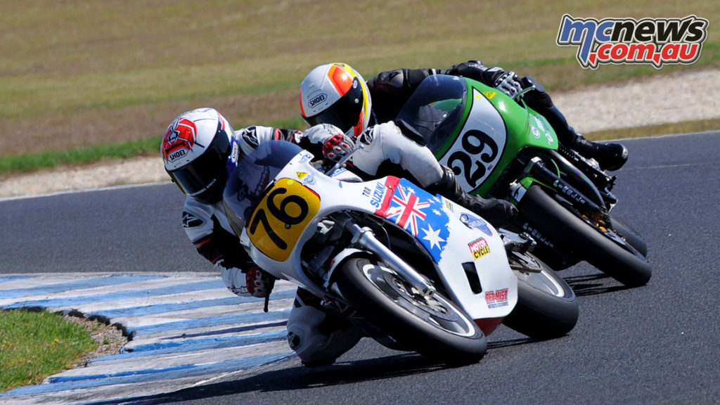 ASBK Superbike Masters Phillip Island Rnd Preview