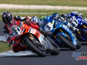 ASBK TBG Rnd Phillip Island Bayliss Waters Maxwell TBG