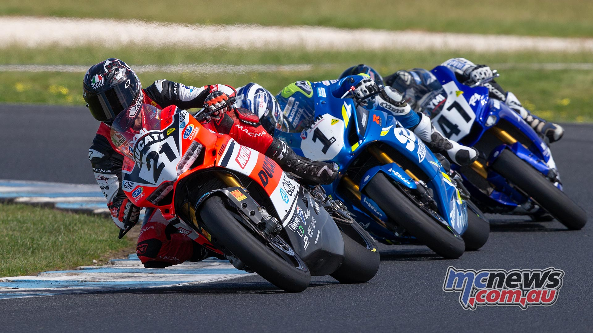 ASBK live on SBS and FoxSports throughout season 2019 | MCNews com au