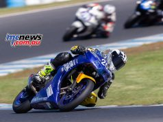 ASBK TBG Rnd Phillip Island Hunter Ford TBG