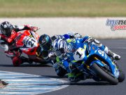 ASBK TBG Rnd Phillip Island Superbike Waters Maxwell Bayliss