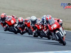 Asia Talent Cup Motegi R Billy Van Eerde ZA
