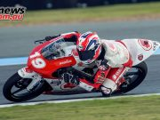 Asia Talent Cup Rnd Thailand R Billy van Eerde ZA