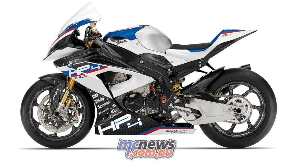 BMW HP Race LHS