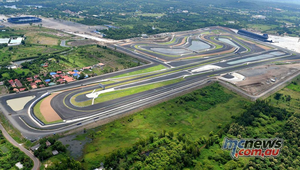 Chang International Circuit Thailand Buriram