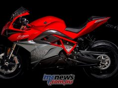 Energica Ego Red