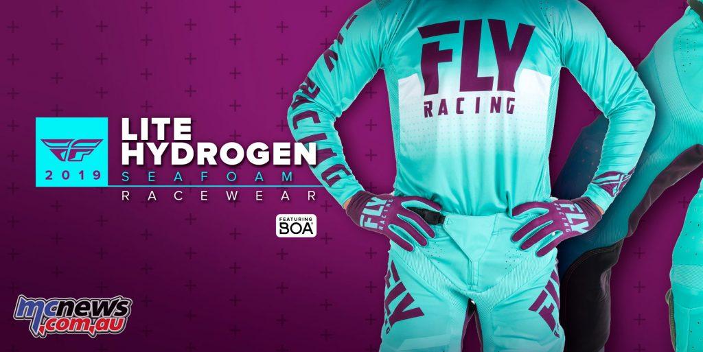 Fly Racing Lite Hydrogen Racewear SEAFOAM FLY