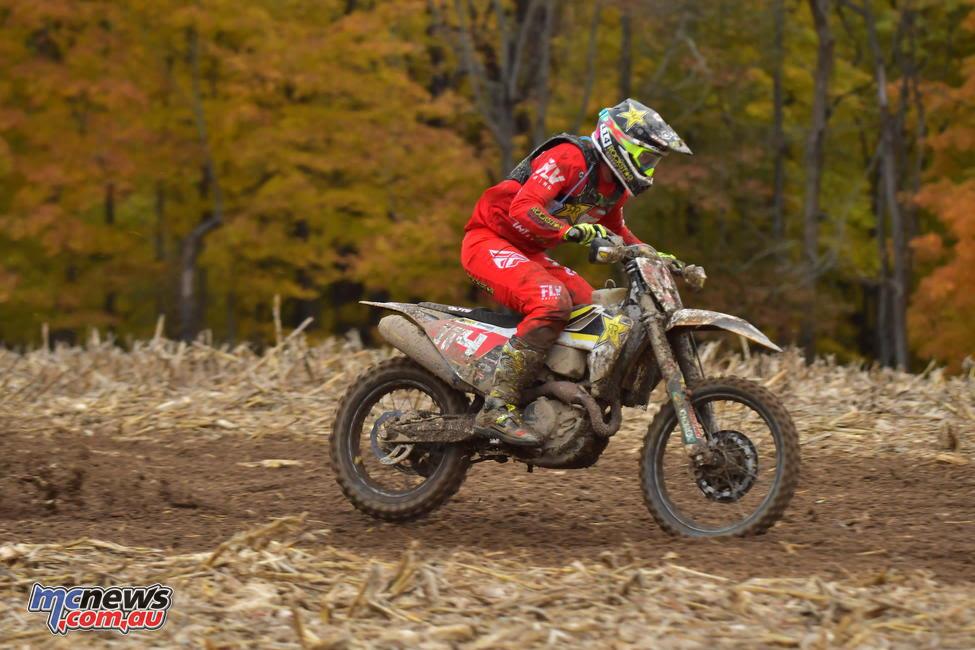 GNCC Ironman Indianapolis Josh Strang KH