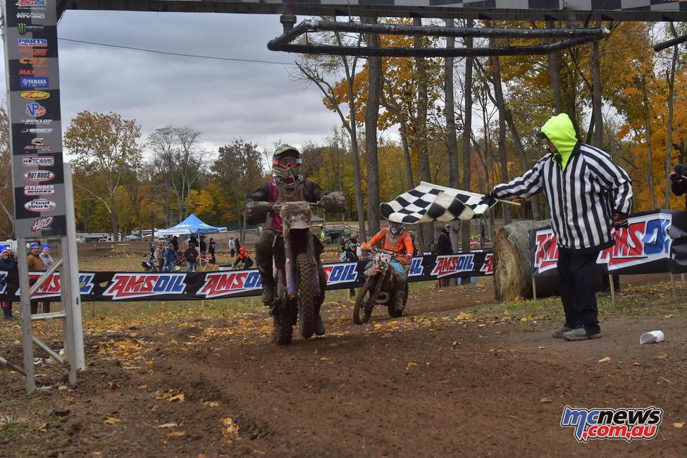 GNCC Ironman Indianapolis Steward Baylor Jr KH