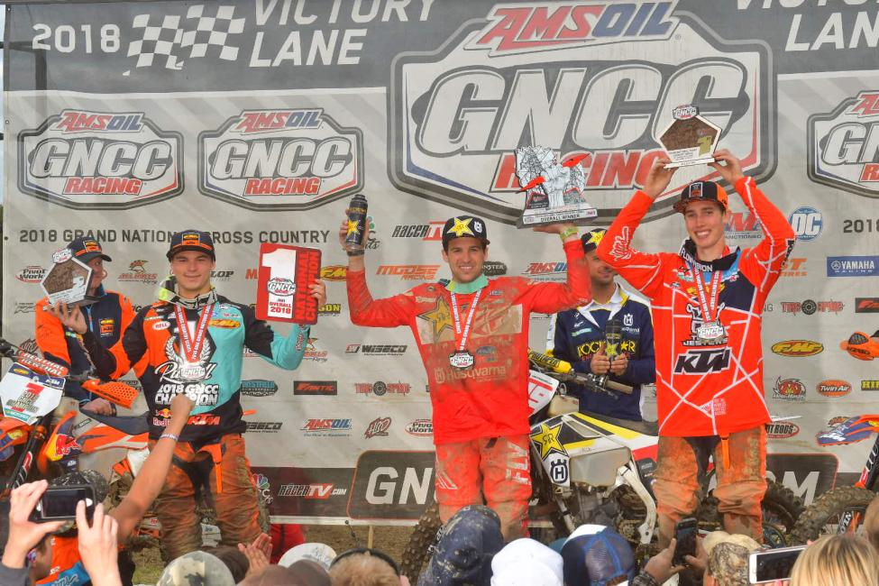GNCC Top Russell Duvall Kelley ImgKenHill