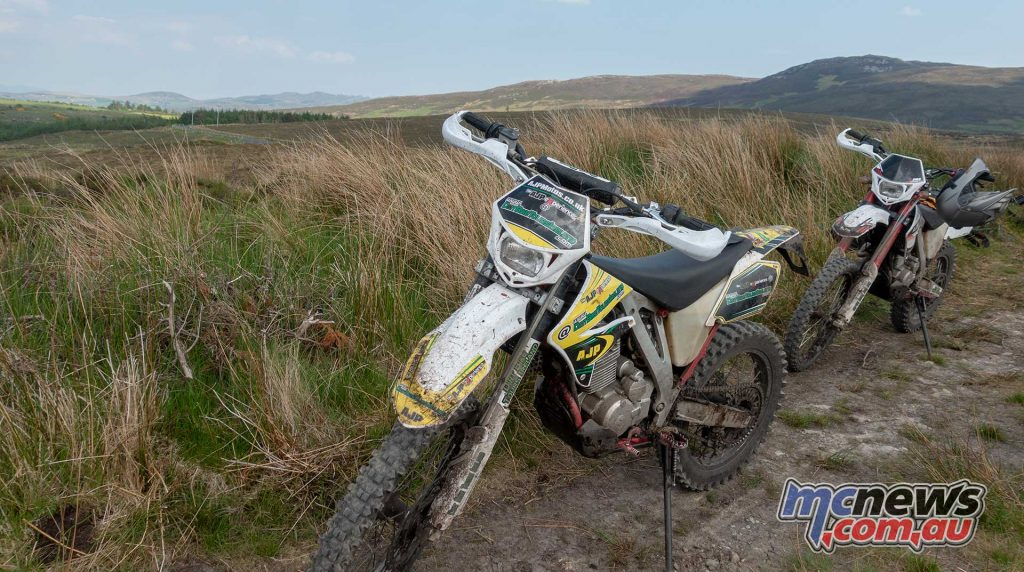 Ireland Dirt Bike Tours