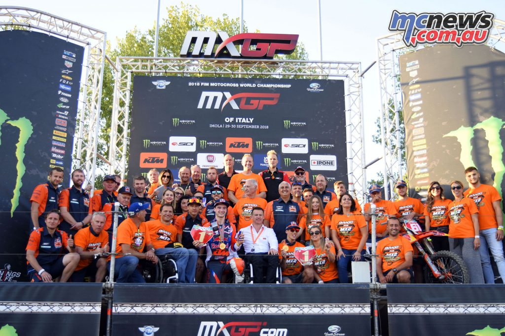 MXGP Rnd Italy Herlings Prado podium