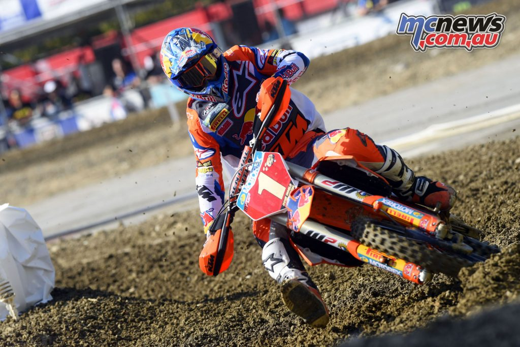 MXGP Rnd Italy Herlings action