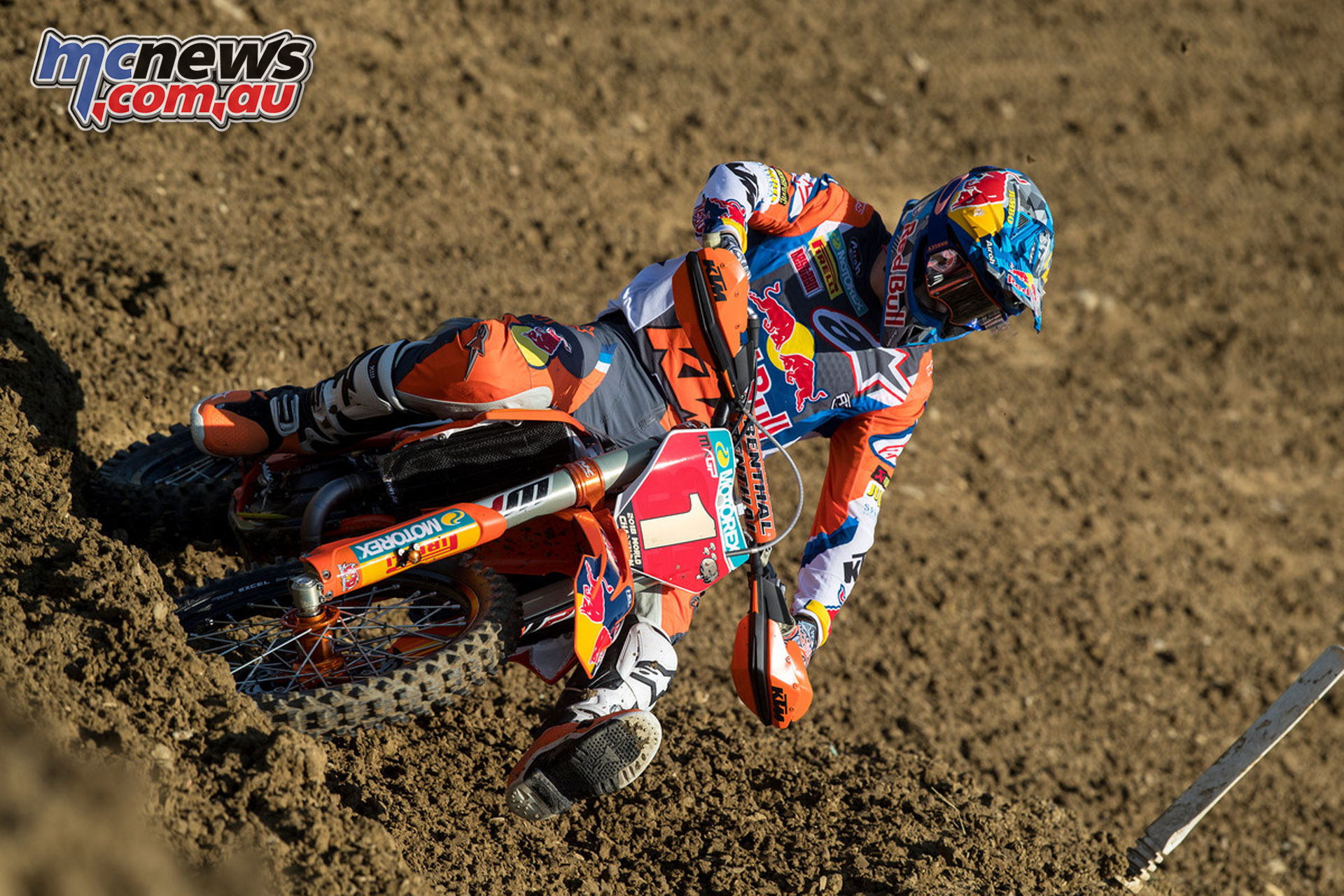 MXGP Rnd Italy Jeffrey Herlings RA