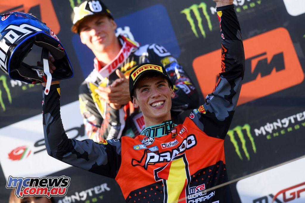 MXGP Rnd Italy Jorge Prado