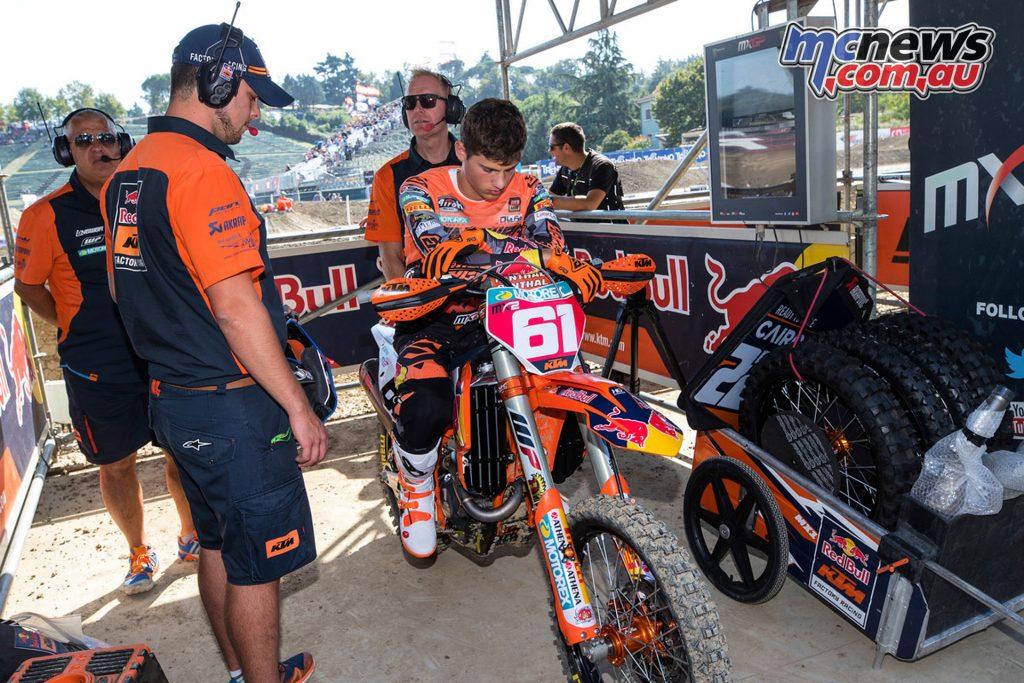 MXGP Rnd Italy Jorge Prado RA