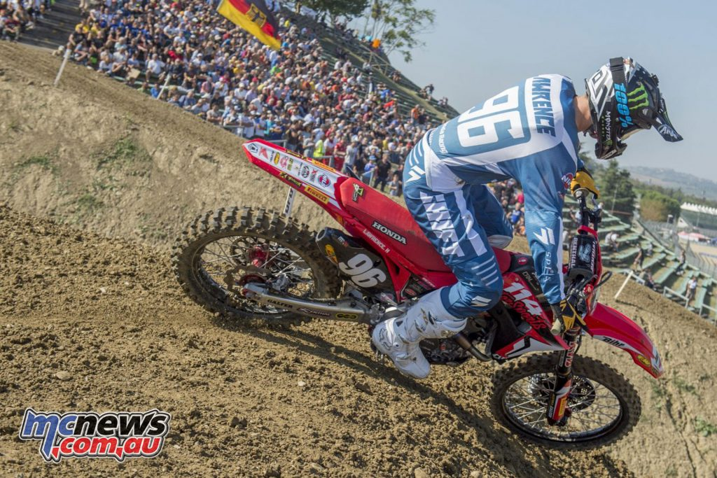 MXGP Rnd Italy Lawrence