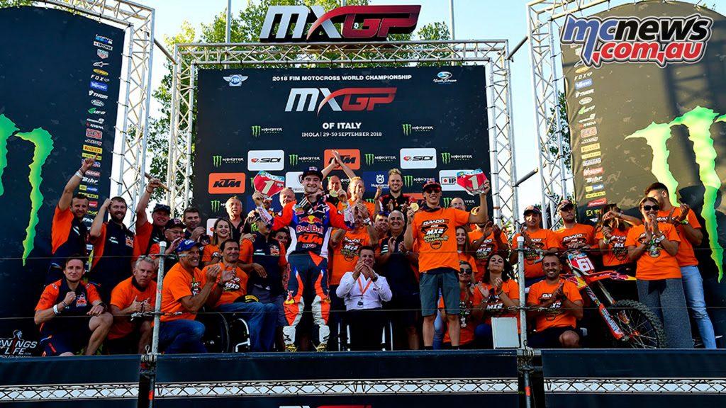 MXGP Rnd Italy Prado