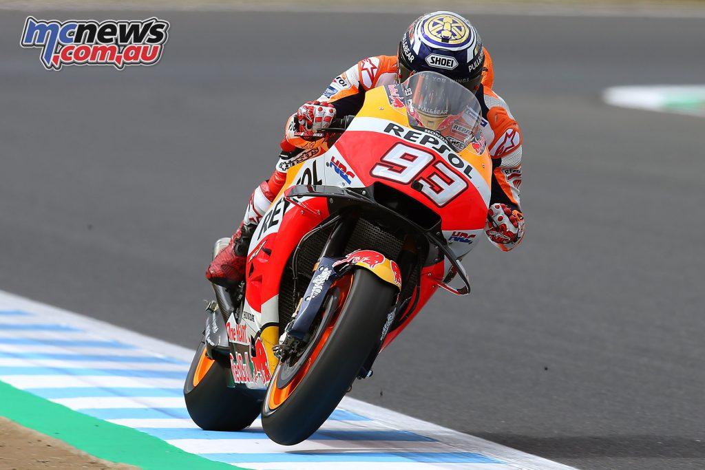 MotoGP Japan Fri Marquez