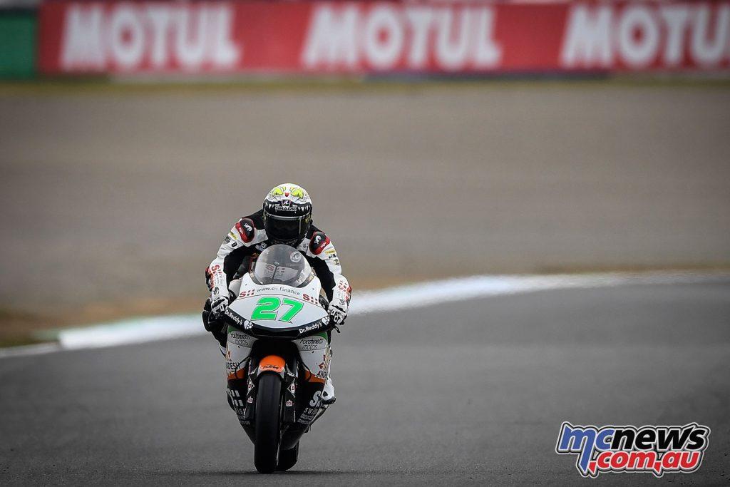 MotoGP Japan Fri Moto Lecuona