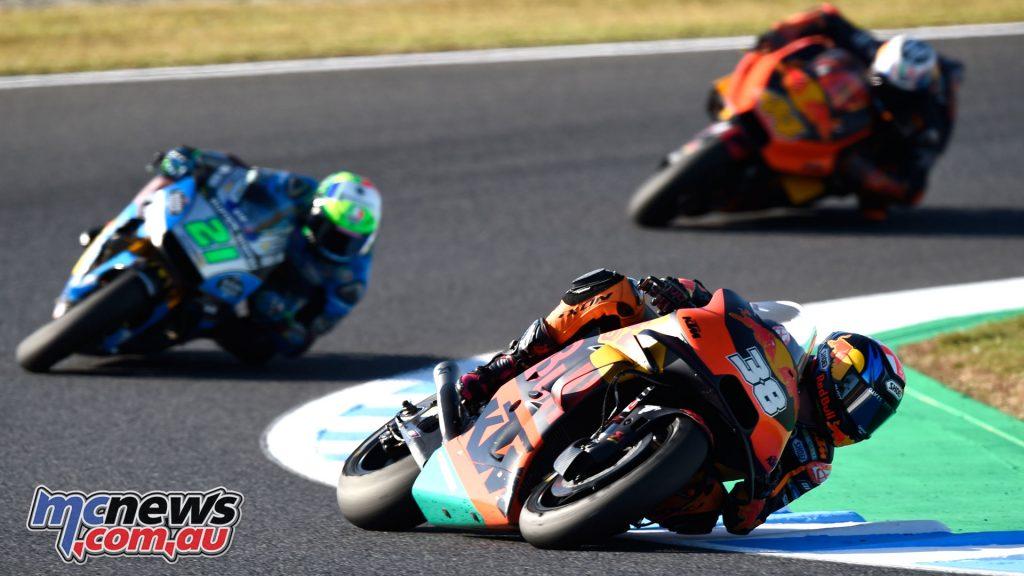 MotoGP Japan Motegi Sun Bradley Smith