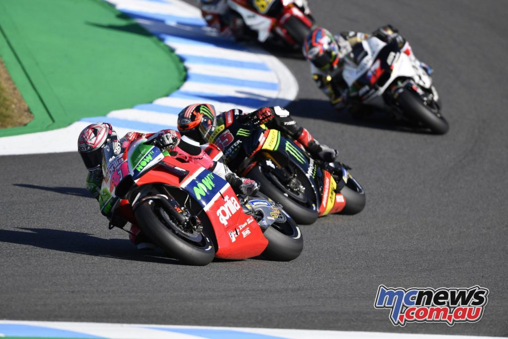 MotoGP Japan Motegi Sun EspargaroA