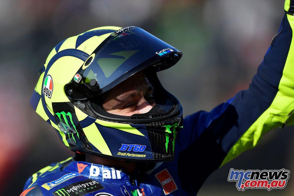 MotoGP Japan Motegi Sun Rossi