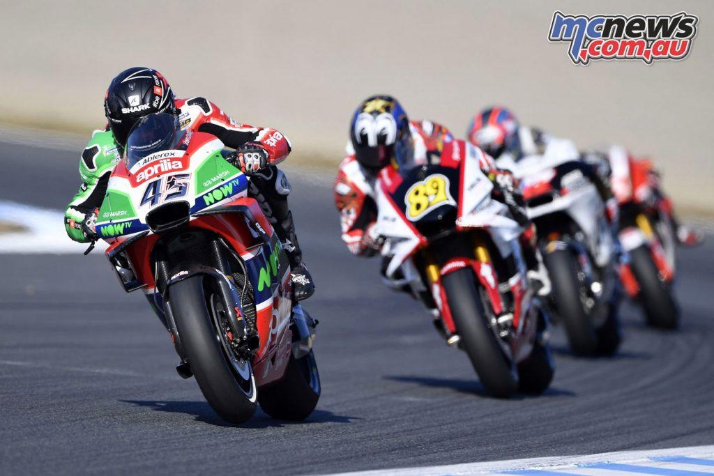 MotoGP Japan Motegi Sun Scott Redding