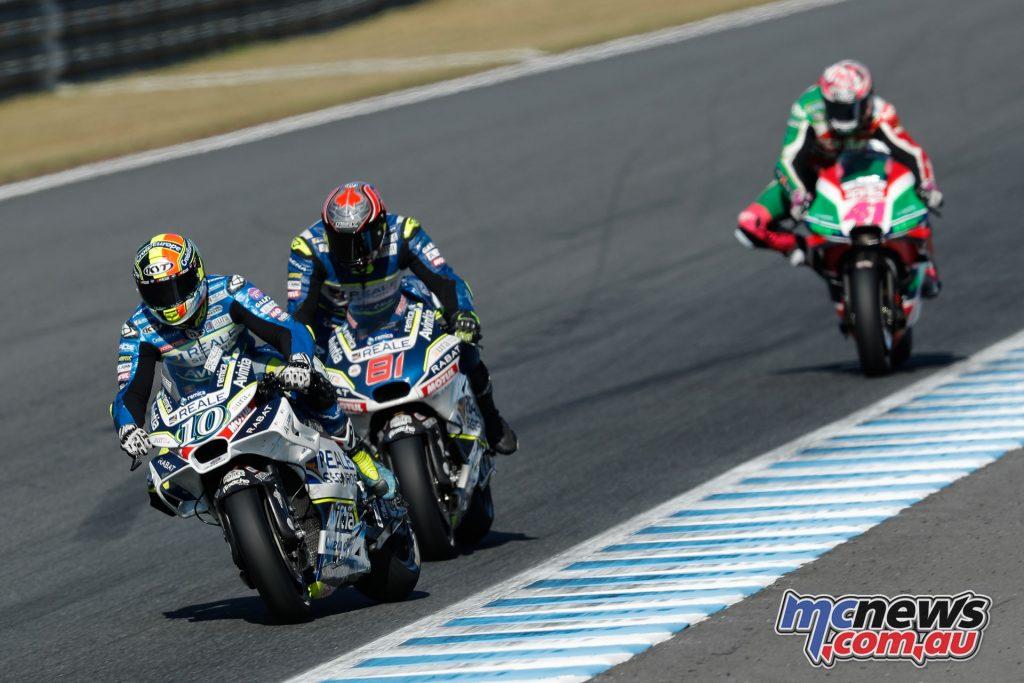 MotoGP Japan Motegi Sun Xavier Simeon