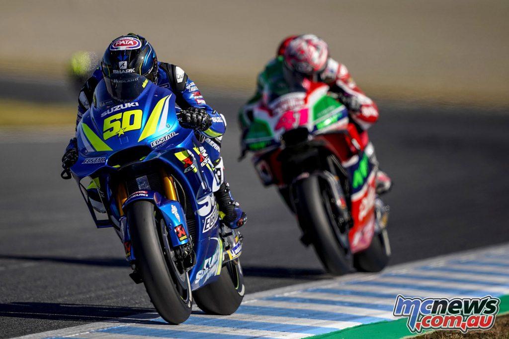 MotoGP Japan Motegi Sun sylvain guintoli