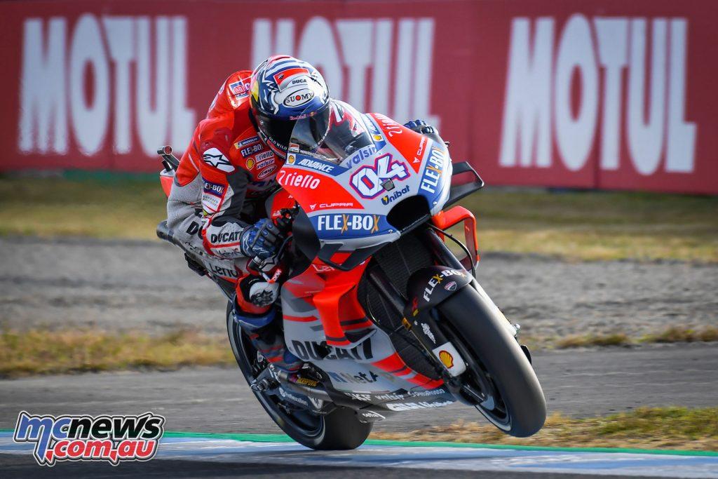 MotoGP Japan Sat Dovizioso