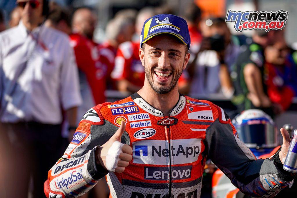 MotoGP Japan Sat Dovizioso UC