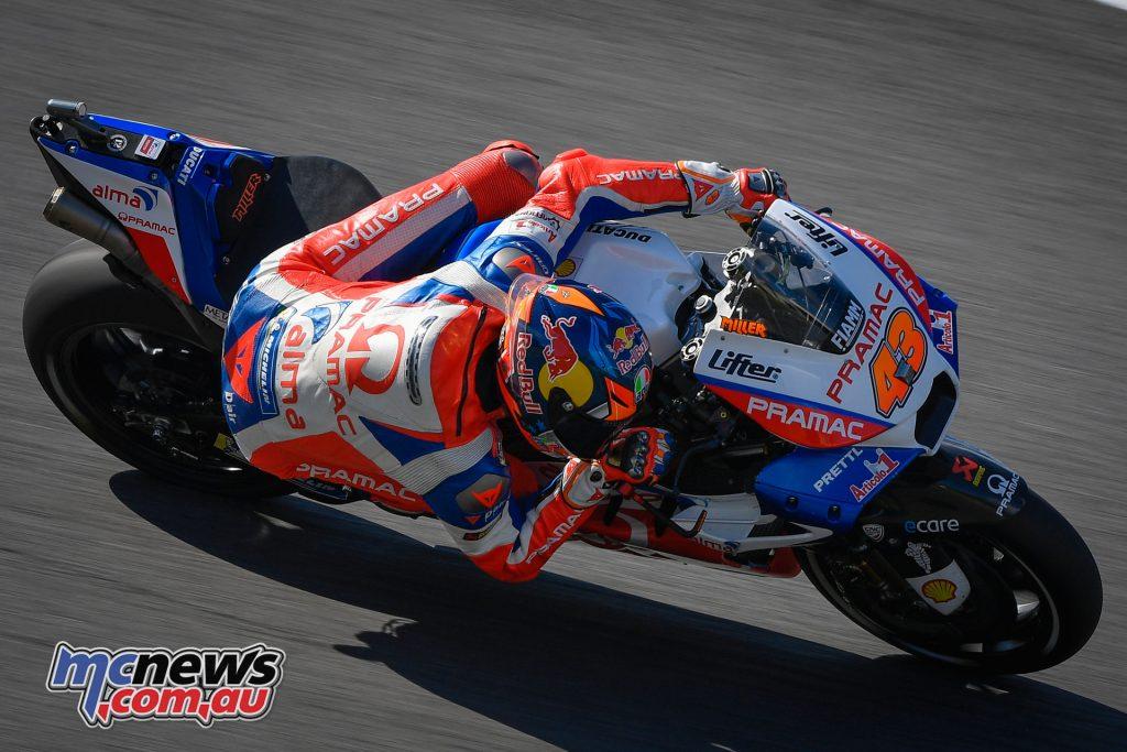 MotoGP Japan Sat Jack Miller