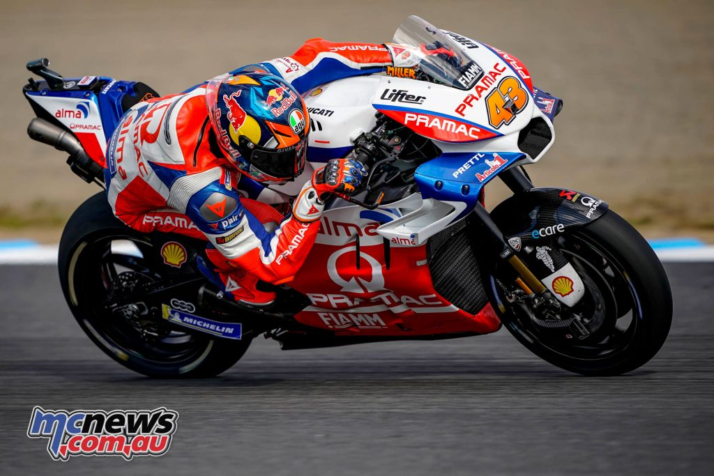 MotoGP Japan Sat Jack Miller AX