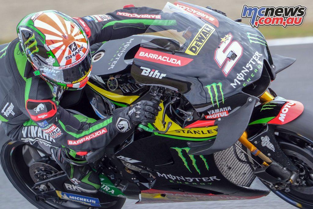 MotoGP Japan Sat Johann Zarco