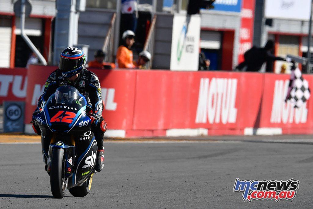 MotoGP Japan Sun Francesco Bagnaia