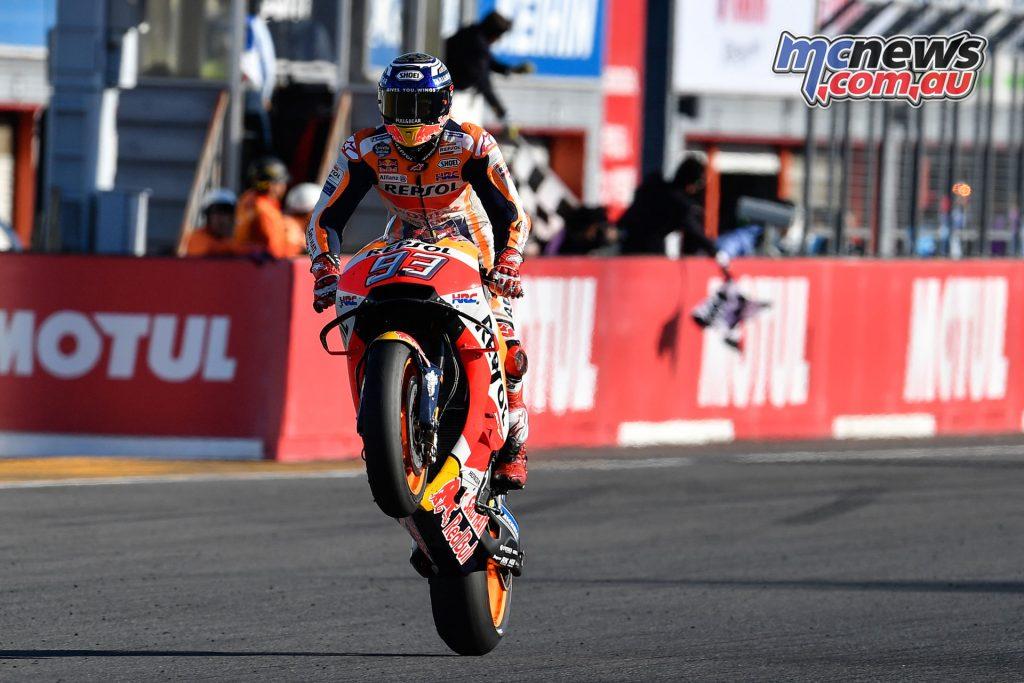 MotoGP Japan Sun Marquez