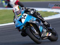 MotoGP TBG Rnd Phillip Island Glenn Allerton TBG