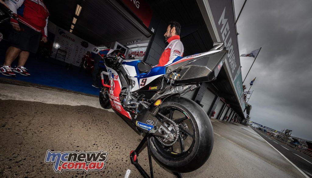 MotoGP TBG Rnd Phillip Island Petrucci ALI
