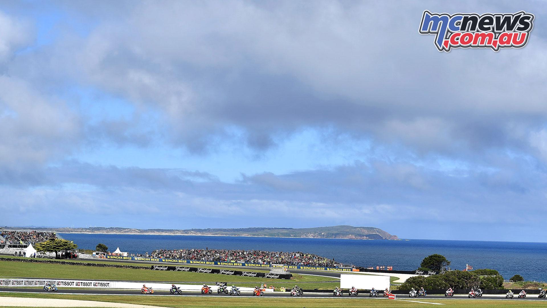 MotoGP rnd Phillip Island Australia Preview