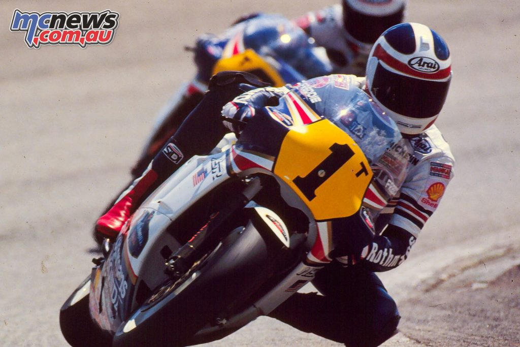 MotoGP Freddie Spencer
